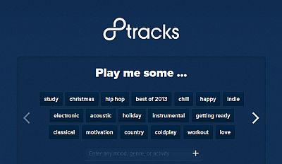 8tracks – onbeperkt muziek luisteren