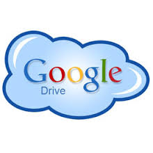 Google Drive – content opslaan