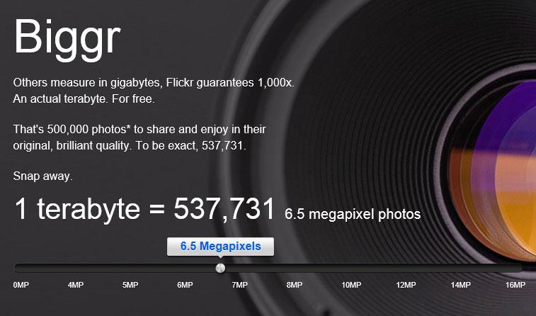 Hoe Flickr gebruiken als Photo Backup Service