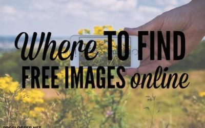 Handige links naar gratis beeldmateriaal
